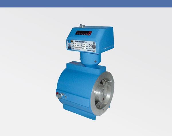 CPT Turbine Gas Meter 600