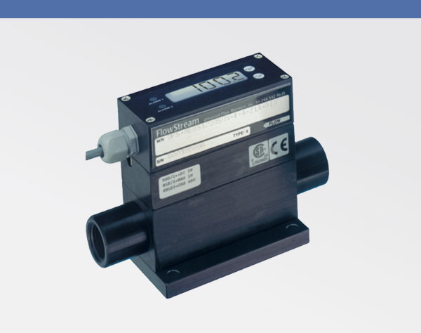 Flowstream Mass Flowmeter