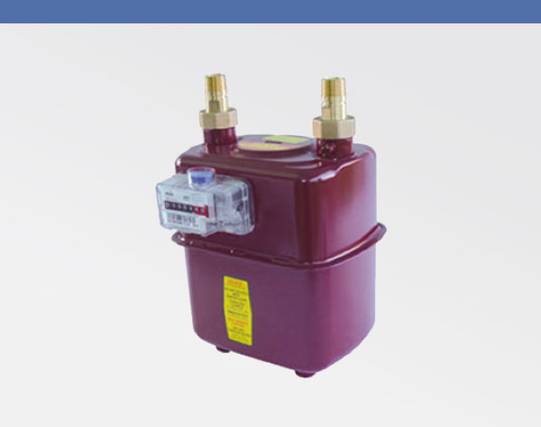 Itron Gas Meter 600