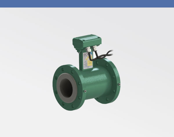 MS2500 Magflow Meter 600